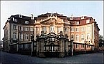 Erbdrostenhof, Münster, Germany, Seat of the Commission for Literature for Westphalia