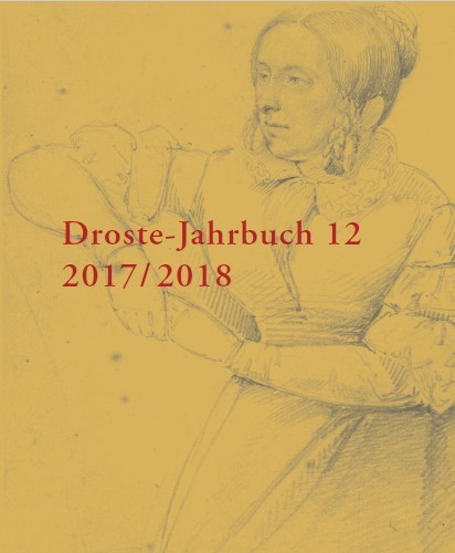 Cover: Droste-Jahrbuch 12 (2017/18)